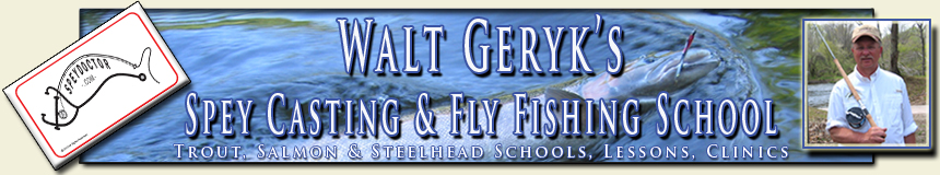 Hardy Spey Casting Instructor