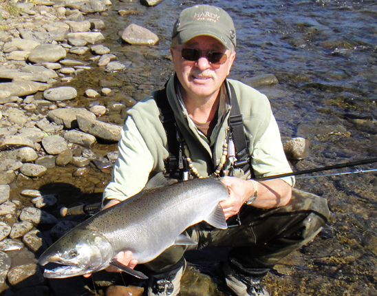 Spey Fishing Atlantic Salmon